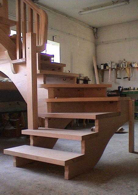 Progettare scale per interni for Progettare interni