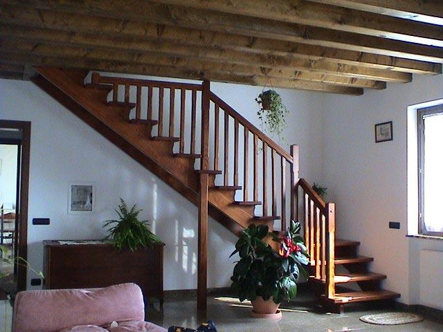Favorito FERRARI SCALE :: falegnameria Verona scale per interni in legno  WD87